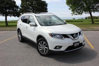 Used 2014 Nissan Rogue AWD 4dr for sale in Oshawa, ON