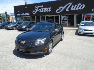 Used 2011 Chevrolet Cruze AUTOMATIC & LS for sale in Scarborough, ON