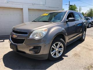 Used 2010 Chevrolet Equinox for sale in St Catharines, ON