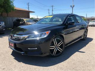 Used 2017 Honda Accord for sale in St Catharines, ON