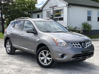 Used 2011 Nissan Rogue 1-Owner No-Accidents Backup Cam Bluetooth Power Group for sale in Sutton, ON