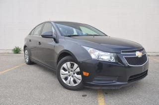 Used 2014 Chevrolet Cruze 4dr Sdn 1LT for sale in Edmonton, AB