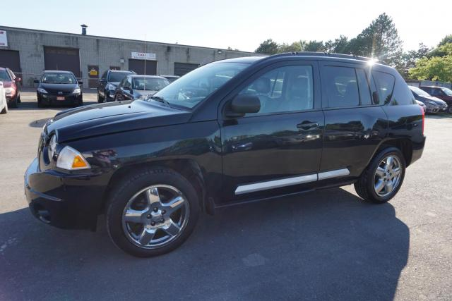 2010 Jeep Compass LIMITED AUTO CERTIFIED 2YR WARRANTY *1 OWNER*SERVICE RECORD* BLUETOOTH AUX