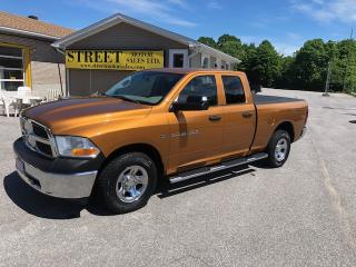 Used 2012 RAM 1500 QUAD CAB 4X4 SXT LOW KILOMETERS for sale in Smiths Falls, ON