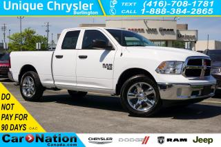 Used 2019 RAM 1500 Classic SXT PLUS| 3.55 AXLE| BLUETOOTH| REAR CAM & MORE for sale in Burlington, ON