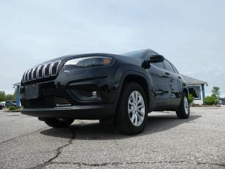 Used 2019 Jeep Cherokee Altitude- NORTH- 4X4- V6- REMOTE START- POWER LIFT GATE for sale in Essex, ON