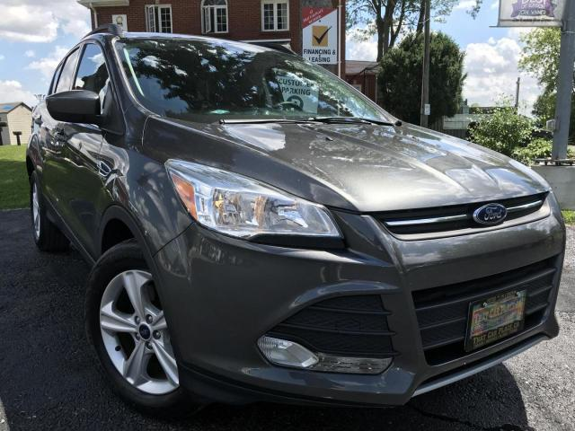 2015 Ford Escape 4WD-Htd Seats-Backup Cam-Alloys-Sync-Low KM 2015 Ford Escape 4WD-Htd Seats-Backup Cam-Alloys-Sync-Low KM