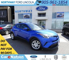 Used 2019 Toyota C-HR XLE | KEYLESS ENTRY | BACK UP CAM | BLUETOOTH | for sale in Brantford, ON