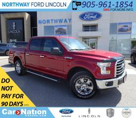 Used 2017 Ford F-150 XLT | 3.5L ECOBOOST | BACK UP CAM | XTR PKG | for sale in Brantford, ON