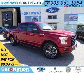 Used 2016 Ford F-150 XLT | V8 | NAV | PWR HTD SEATS | SPORT PKG | for sale in Brantford, ON