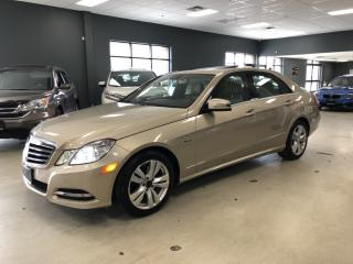 Used 2012 Mercedes-Benz E-Class E 300 4MATIC*NAVIGATION*REAR VIEW CAMERA*NO ACCIDE for sale in North York, ON