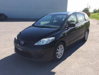 Used 2009 Mazda MAZDA5 Familiale 4 portes, boîte manuelle, GS for sale in Quebec, QC