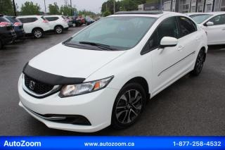 Used 2014 Honda Civic EX **TOIT OUVRANT** FINANCEMENT FACILE ! for sale in Laval, QC
