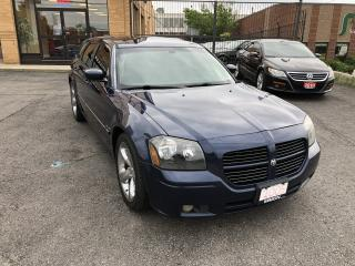 Used 2005 Dodge Magnum 2005 Dodge Magnum - 4dr Wgn R-T RWD for sale in North York, ON