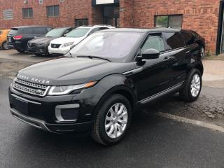 Used 2016 Land Rover Evoque NAVIGATION/AWD/PANO ROOF/MERIDIAN STEREO for sale in North York, ON