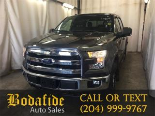 Used 2017 Ford F-150 Lariat for sale in Headingley, MB
