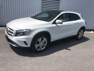Used 2016 Mercedes-Benz GLA 250 for sale in St-Eustache, QC