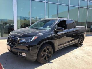 Used 2019 Honda Ridgeline Black Edition for sale in Brampton, ON