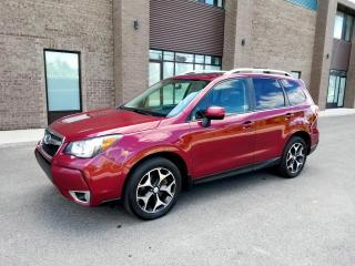 Used 2014 Subaru Forester *Turbo 250 HP* Subaru Forester XT Limite for sale in St-Eustache, QC