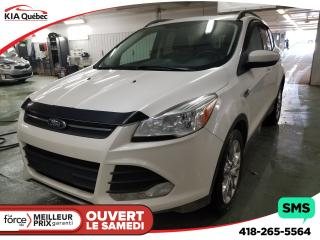 Used 2014 Ford Escape SE AWD GPS CAMÉRA for sale in Québec, QC