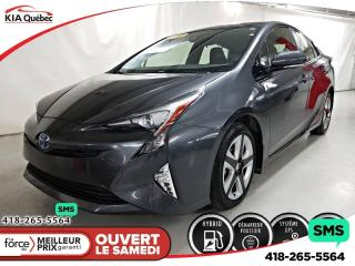 Used 2016 Toyota Prius TECH* GPS* CAMERA* MAGS* CUIR* for sale in Québec, QC