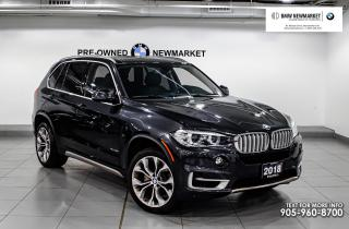 Used 2018 BMW X5 xDrive35i 1 OWNER| NO ACCIDENTS|LOW KMS| for sale in Newmarket, ON
