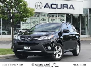 Used 2014 Toyota RAV4 AWD XLE Moonroof, Heated Seats, Bluetooth for sale in Markham, ON