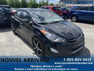 Used 2013 Hyundai Elantra GLS + TOIT + MAGS + SIÈGES CHAUFFANT for sale in Sherbrooke, QC