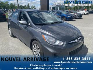 Used 2012 Hyundai Accent GL +A/C+CRUISE+GRP ÉLECTRIQUE for sale in Sherbrooke, QC