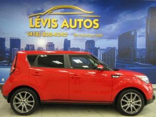 Used 2017 Kia Soul SX TURBO AUTOMATIQUE SIEGE CHAUFFANT SEU for sale in Lévis, QC
