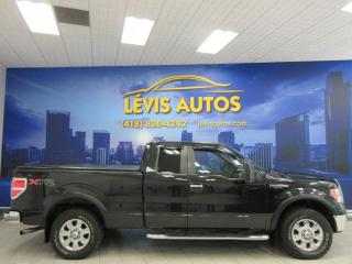 Used 2010 Ford F-150 XTR PACKAGE V-8 4.6 LITRES 4X4 FULL ÉQUI for sale in Lévis, QC