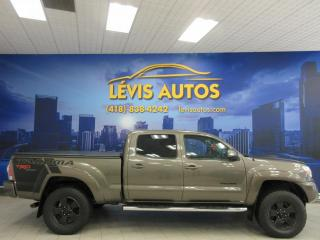 Used 2014 Toyota Tacoma TRD SPORT 4X4 AUTOMATIQUE V-6 4.0 LITRES for sale in Lévis, QC