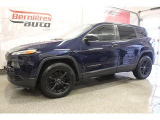 Used 2016 Jeep Cherokee SPORT 4X4 for sale in Lévis, QC