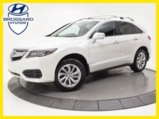 Used 2017 Acura RDX Nav T.ouvrant Tech for sale in Brossard, QC