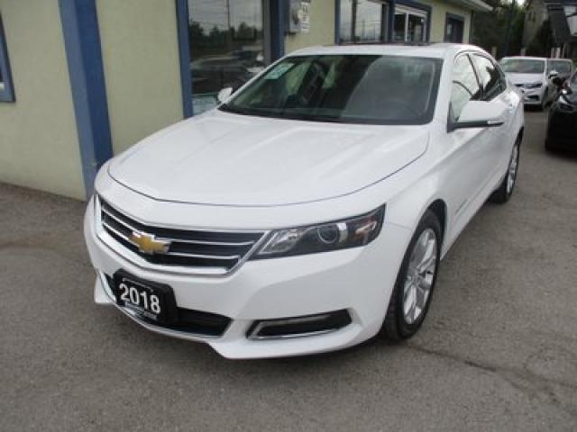 2018 Chevrolet Impala LIKE NEW LT MODEL 5 PASSENGER 3.6L - V6.. LEATHER.. HEATED SEATS.. POWER SUNROOF.. BACK-UP CAMERA.. BLUETOOTH..