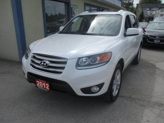 2012 Hyundai Santa Fe ALL-WHEEL DRIVE SPORT MODEL 5 PASSENGER 3.5L - V6.. LEATHER TRIM.. HEATED SEATS.. BLUETOOTH SYSTEM.. POWER SUNROOF..