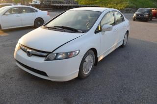 Used 2007 Honda Civic Berline 4 portes for sale in St-Georges-Est, QC