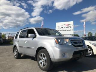Used 2011 Honda Pilot Touring for sale in Ottawa, ON