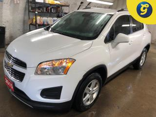 Used 2015 Chevrolet Trax LT * AWD * On star * My link connect * Voice recognition * Phone connect * Back up Camera * 16Inch alloy rims* Bose audio system * Climate control * for sale in Cambridge, ON