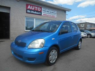 Used 2005 Toyota Echo LE for sale in St-Hubert, QC