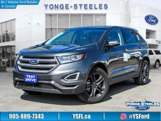 Used 2018 Ford Edge SSL for sale in Thornhill, ON
