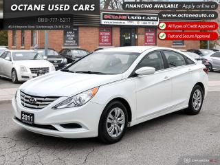 Used 2011 Hyundai Sonata GLS 1 Owner! Ontario Vehicle! for sale in Scarborough, ON