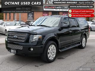 Used 2011 Ford Expedition Max Limited Accident Free! Amazing Condition! for sale in Scarborough, ON