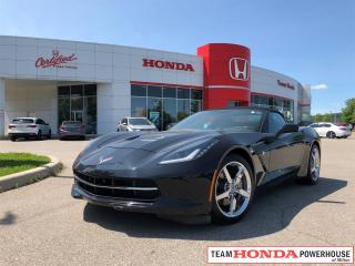 Used 2015 Chevrolet Corvette Stingray-*NO ACCIDENTS|BRAND NEW TIRES|CONVERTIBLE* for sale in Milton, ON