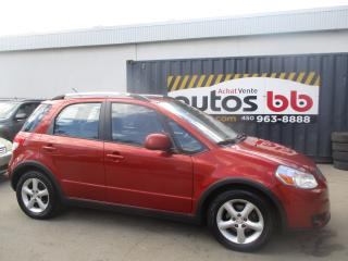 Used 2008 Suzuki SX4 for sale in Laval, QC