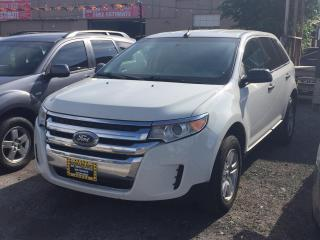 Used 2013 Ford Edge 4DR SE FWD for sale in Scarborough, ON