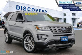 Used 2017 Ford Explorer XLT for sale in Burlington, ON
