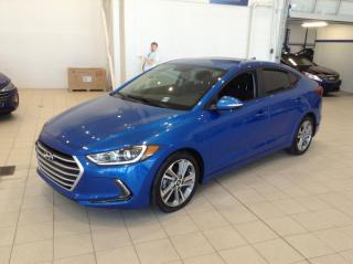 Used 2017 Hyundai Elantra GLS TOIT ÉCRAN for sale in Longueuil, QC