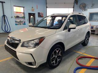 Used 2014 Subaru Forester 5dr Wgn Auto 2.0XT Limited for sale in Guelph, ON