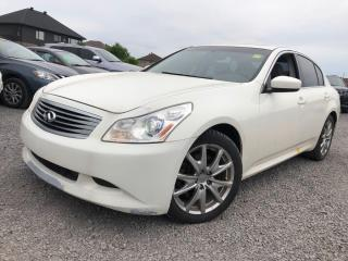 Used 2009 Infiniti G37 SEDAN for sale in Guelph, ON